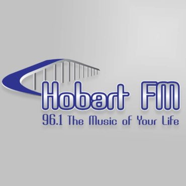 Hobart FM logo and Media Kit