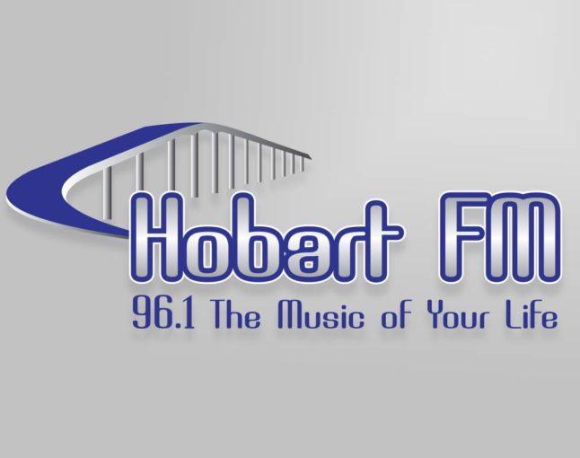 Hobart FM logo and Media Kit