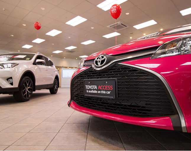 Co-op Toyota Corporate Shoot