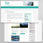 SAGE Tours Web Site